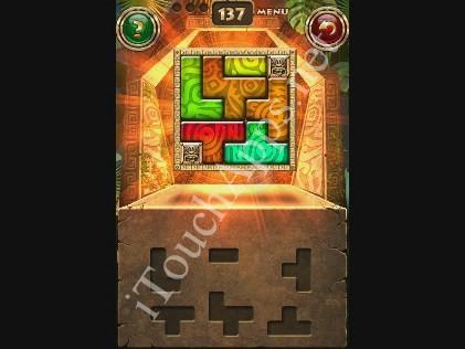 Montezuma Puzzle Level 137 Solution