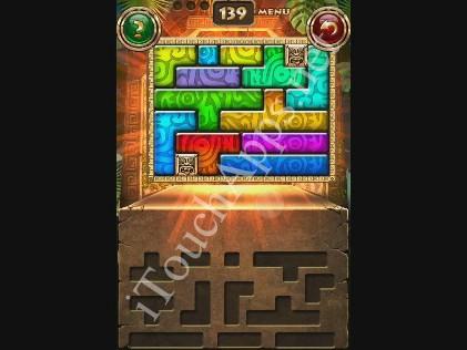 Montezuma Puzzle Level 139 Solution