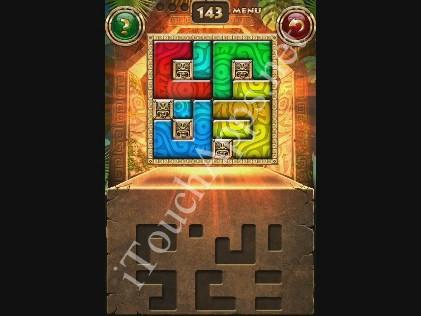 Montezuma Puzzle Level 143 Solution