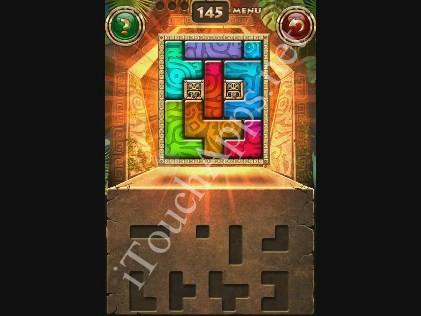 Montezuma Puzzle Level 145 Solution