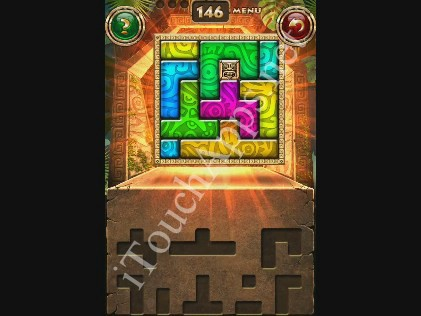 Montezuma Puzzle Level 146 Solution