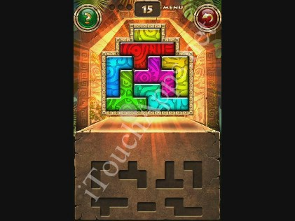 Montezuma Puzzle Level 15 Solution