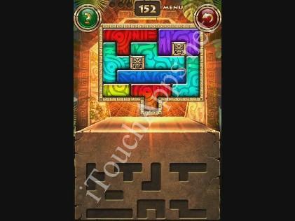 Montezuma Puzzle Level 152 Solution