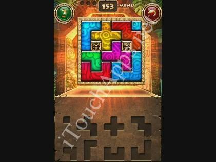 Montezuma Puzzle Level 153 Solution