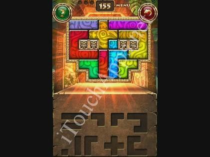 Montezuma Puzzle Level 155 Solution
