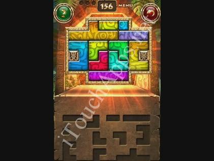 Montezuma Puzzle Level 156 Solution