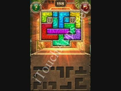 Montezuma Puzzle Level 158 Solution