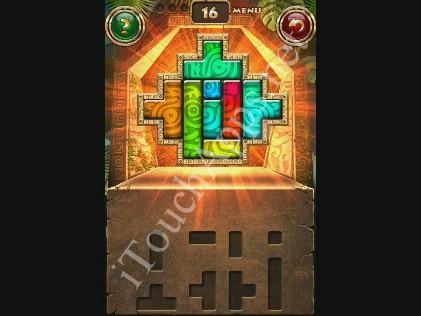 Montezuma Puzzle Level 16 Solution