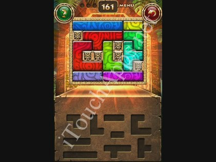 Montezuma Puzzle Level 161 Solution