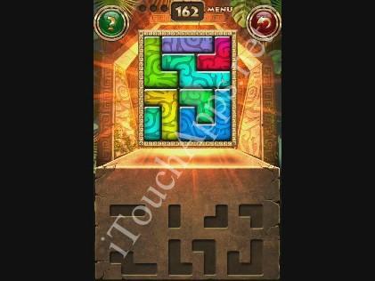 Montezuma Puzzle Level 162 Solution