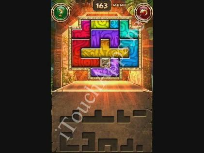 Montezuma Puzzle Level 163 Solution