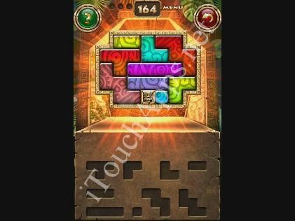 Montezuma Puzzle Level 164 Solution