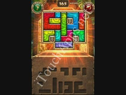 Montezuma Puzzle Level 165 Solution