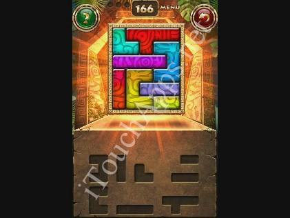 Montezuma Puzzle Level 166 Solution