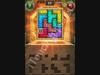 Montezuma Puzzle Level 17 Solution