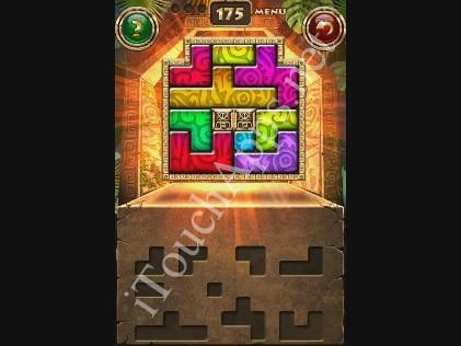Montezuma Puzzle Level 175 Solution