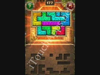 Montezuma Puzzle Level 177 Solution