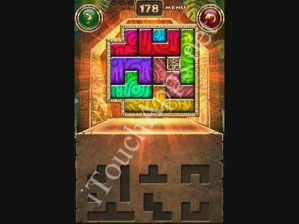 Montezuma Puzzle Level 178 Solution