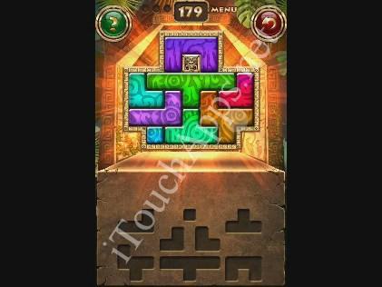 Montezuma Puzzle Level 179 Solution