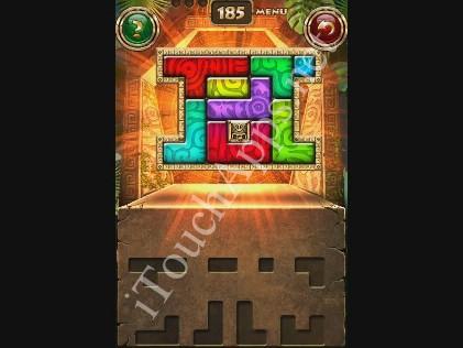 Montezuma Puzzle Level 185 Solution