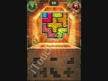 Montezuma Puzzle Level 19 Solution