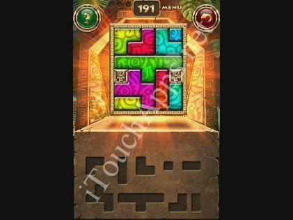 Montezuma Puzzle Level 191 Solution