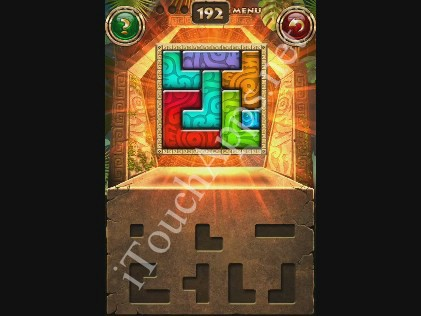 Montezuma Puzzle Level 192 Solution