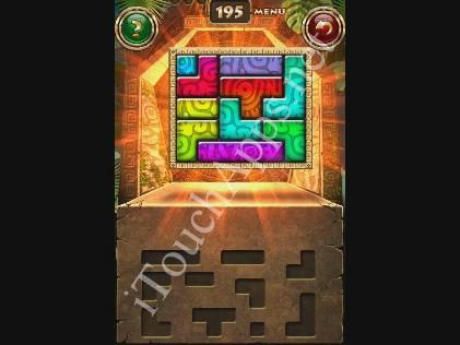 Montezuma Puzzle Level 195 Solution