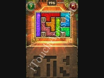 Montezuma Puzzle Level 196 Solution