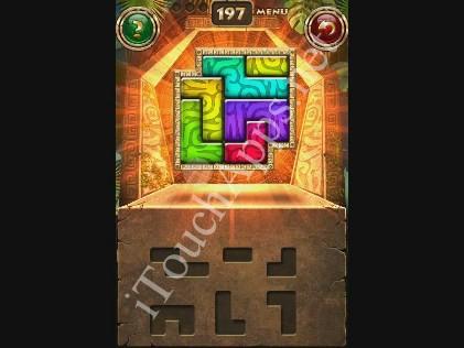 Montezuma Puzzle Level 197 Solution