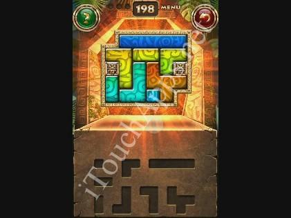 Montezuma Puzzle Level 198 Solution