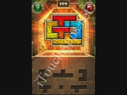 Montezuma Puzzle Level 199 Solution