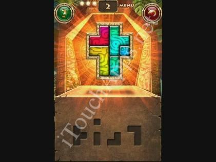 Montezuma Puzzle Level 2 Solution