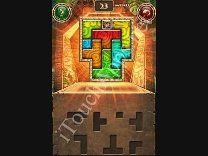 Montezuma Puzzle Level 23 Solution