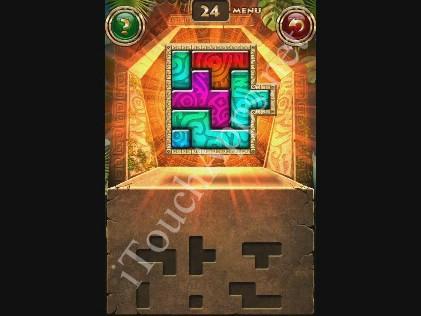 Montezuma Puzzle Level 24 Solution