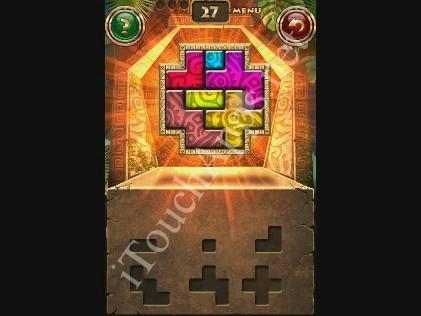 Montezuma Puzzle Level 27 Solution