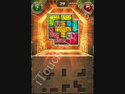 Montezuma Puzzle Level 29 Solution