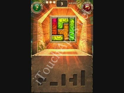 Montezuma Puzzle Level 3 Solution