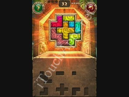 Montezuma Puzzle Level 32 Solution