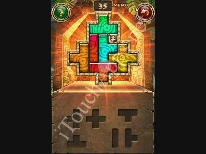 Montezuma Puzzle Level 35 Solution