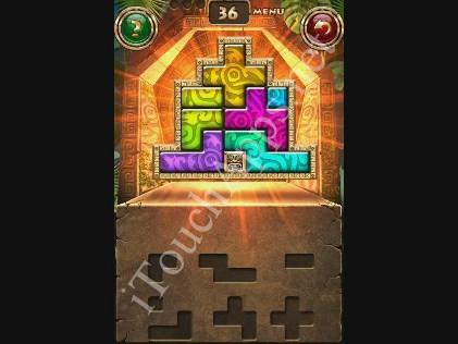 Montezuma Puzzle Level 36 Solution
