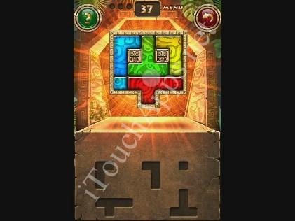 Montezuma Puzzle Level 37 Solution