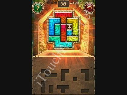 Montezuma Puzzle Level 38 Solution