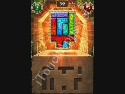 Montezuma Puzzle Level 39 Solution