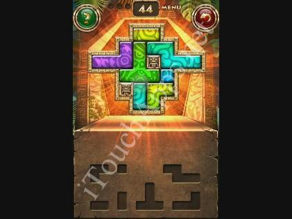 Montezuma Puzzle Level 44 Solution