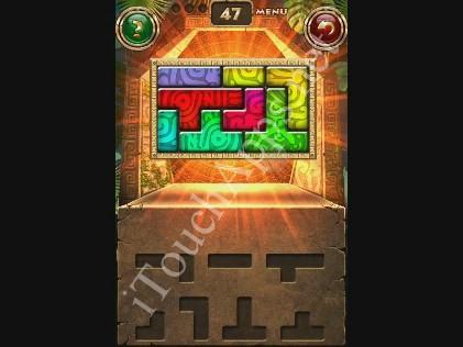 Montezuma Puzzle Level 47 Solution