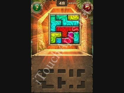 Montezuma Puzzle Level 48 Solution