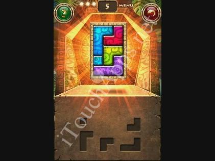 Montezuma Puzzle Level 5 Solution