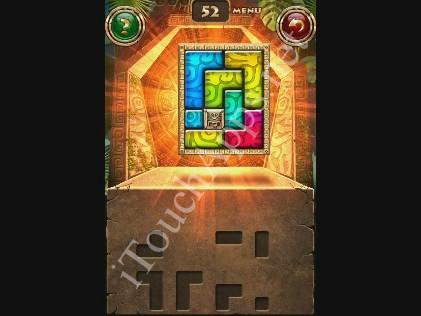 Montezuma Puzzle Level 52 Solution