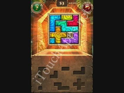 Montezuma Puzzle Level 53 Solution